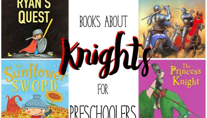 Books about Knights and Castles for Preschoolers