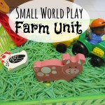 Small World Play – Farm Unit