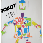 Spare Parts Robot Craft