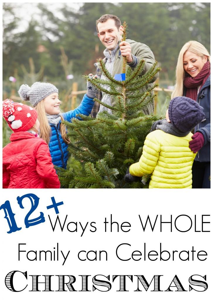 alternative ways to celebrate christmas