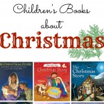 Children's Books about the Christmas Story