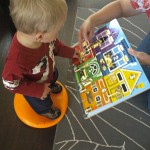 4 Ways to Use a Wiggle Seat for Sensory Input