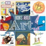 Books about Art for Preschoolers