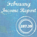 Monetizing a Blog: February Income Report