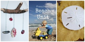 Preschool Beach Unit: Getting Kids Excited to Visit the Beach