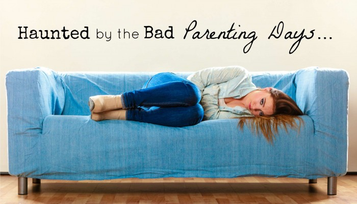Recovering from a Parenting Failure