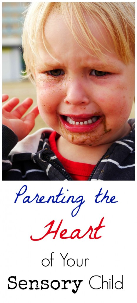 parenting the heart of your sensory child pin