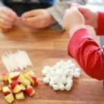 Engineering with Food: Preschool STEM