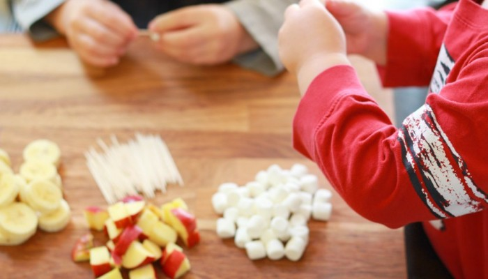 Engineering with Food: Preschool STEM