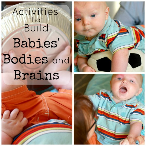 Sensory Activities for Babies Square Image