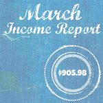 March Blog Income Report