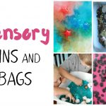 A HUGE List of Sensory Bins and Bags for Kids
