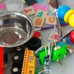Magnetic Sensory Bin for Kids