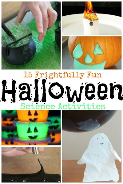 Halloween Science Activities Pin