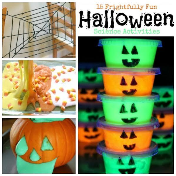 Halloween Science Activities Sq