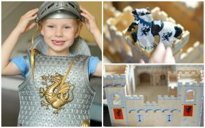 Gift Ideas for Kids Who Love Knights and Castles