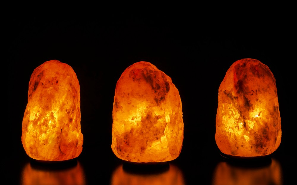 History Of Salt Lamps : Pretty Stellar Benefits of Himalayan Salt Lamps
