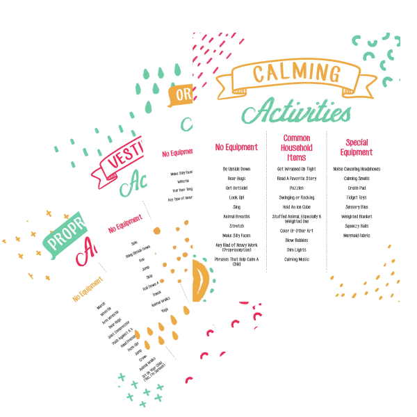 Opt In Printables Fanned