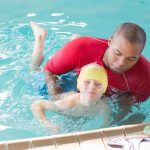 Teaching Even Your Youngest Kids to Swim