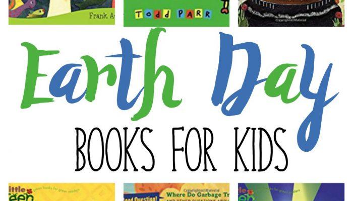21 Inspiring Earth Day Books for Kids