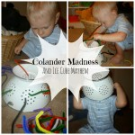 Colander Madness and Ice Cube Mayhem