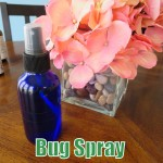 Bug Spray that's Actually Good for You!