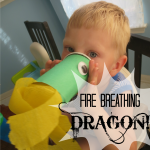 Fire-Breathing Dragon Craft
