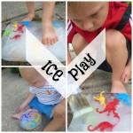 """""""Serious"""" Fun Saturdays: Ice Play"""