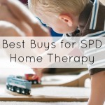 Best Buys For Sensory Processing Therapy at Home