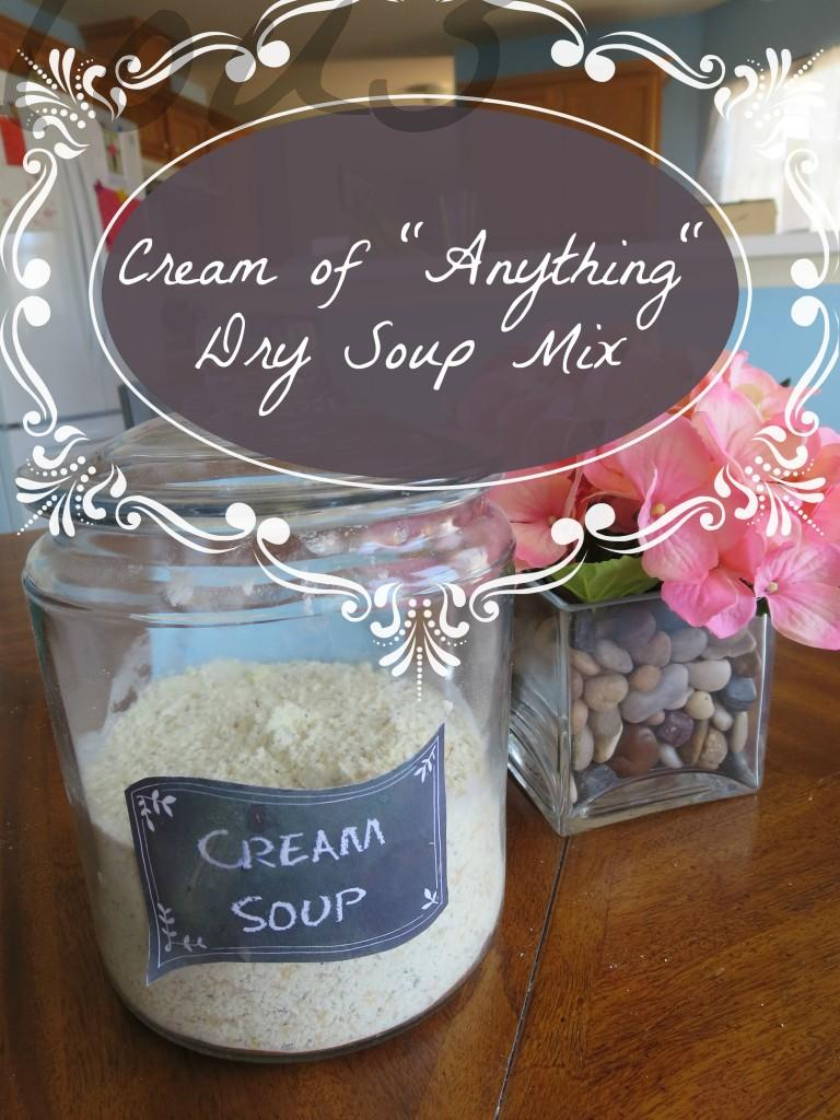 cream soup mix