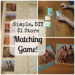DIY Matching Game
