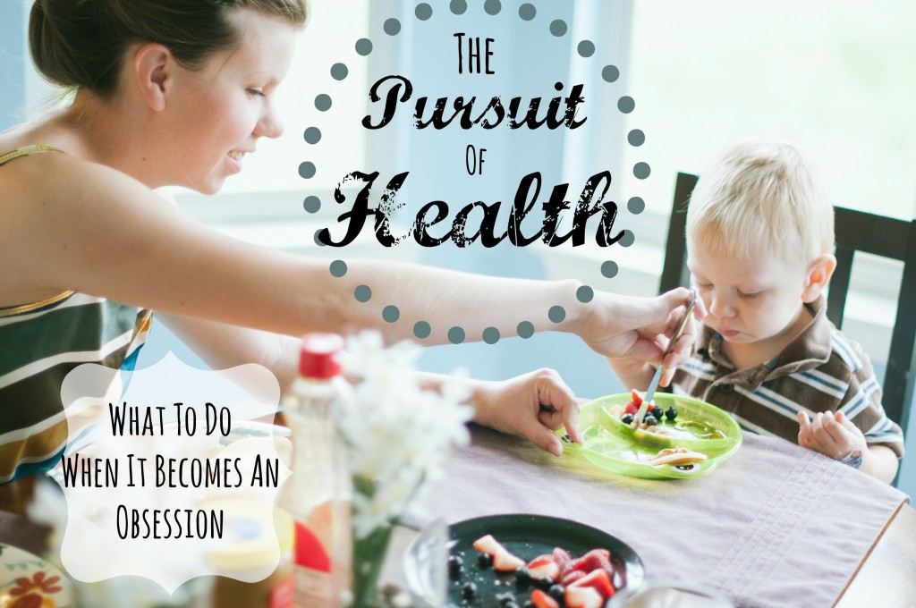 Pursuit of Health
