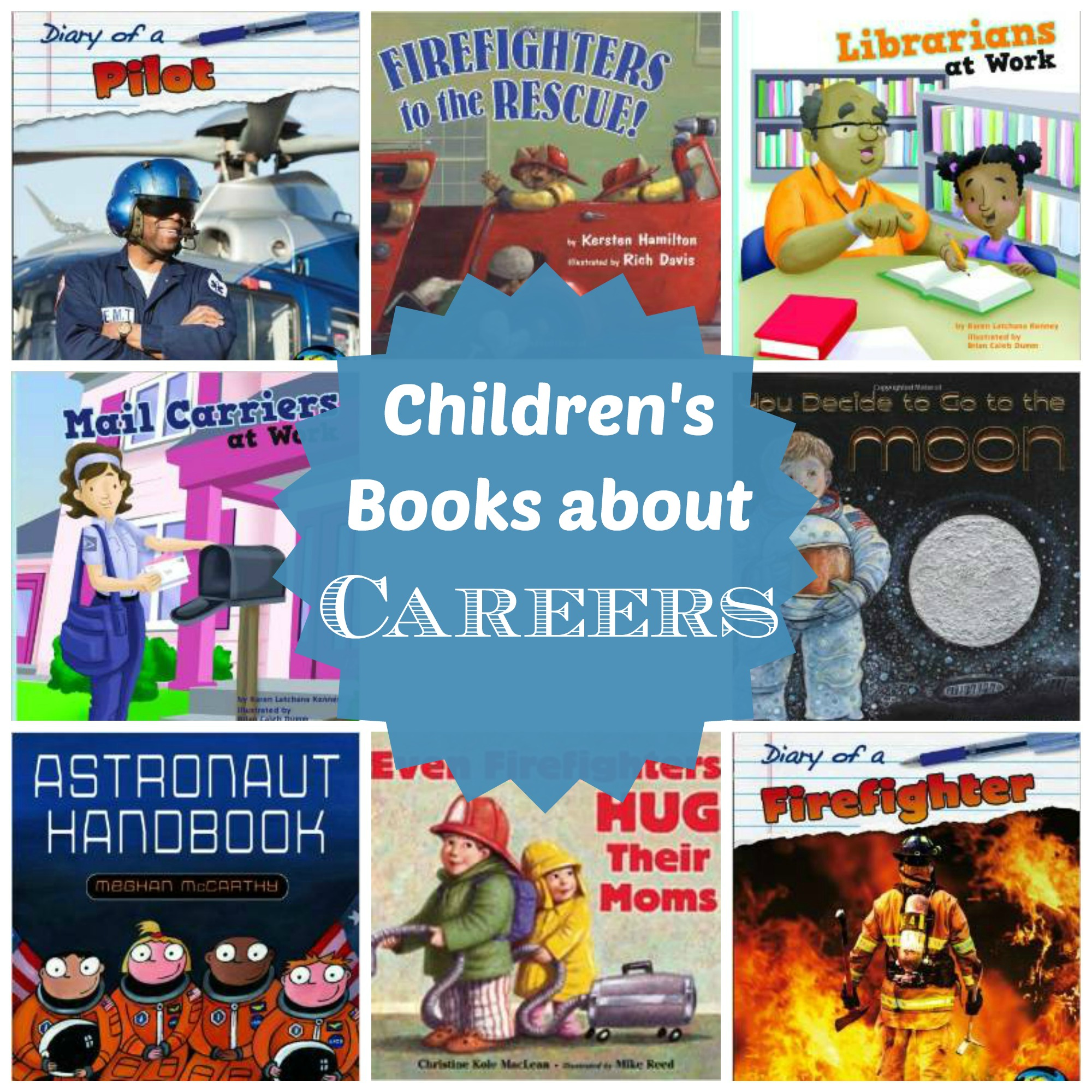 Children S Books About Careers
