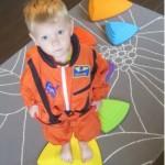 Astronaut Pretend Play