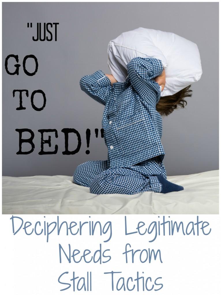 Bedtime Delays
