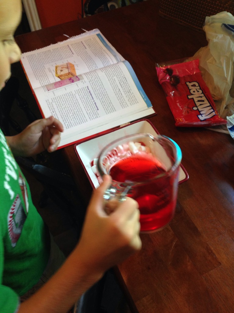 how to fix jello that didn t set