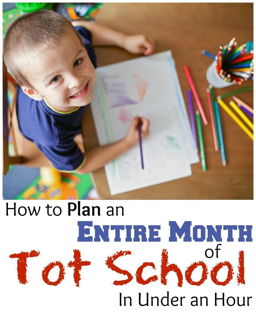Plan Tot School