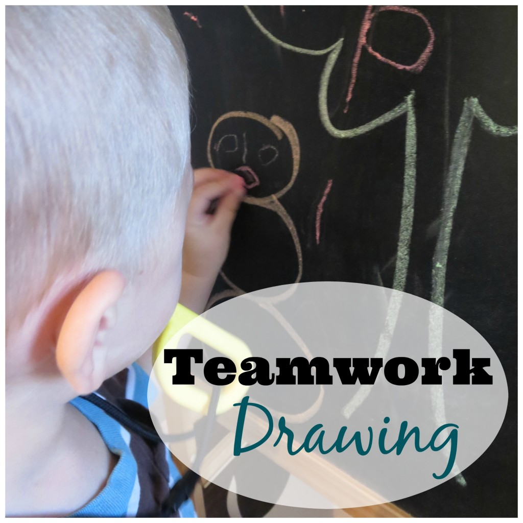 Teamwork Drawing Activity S