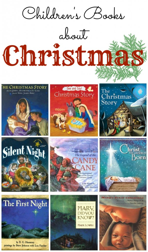Children's Books about Christmas