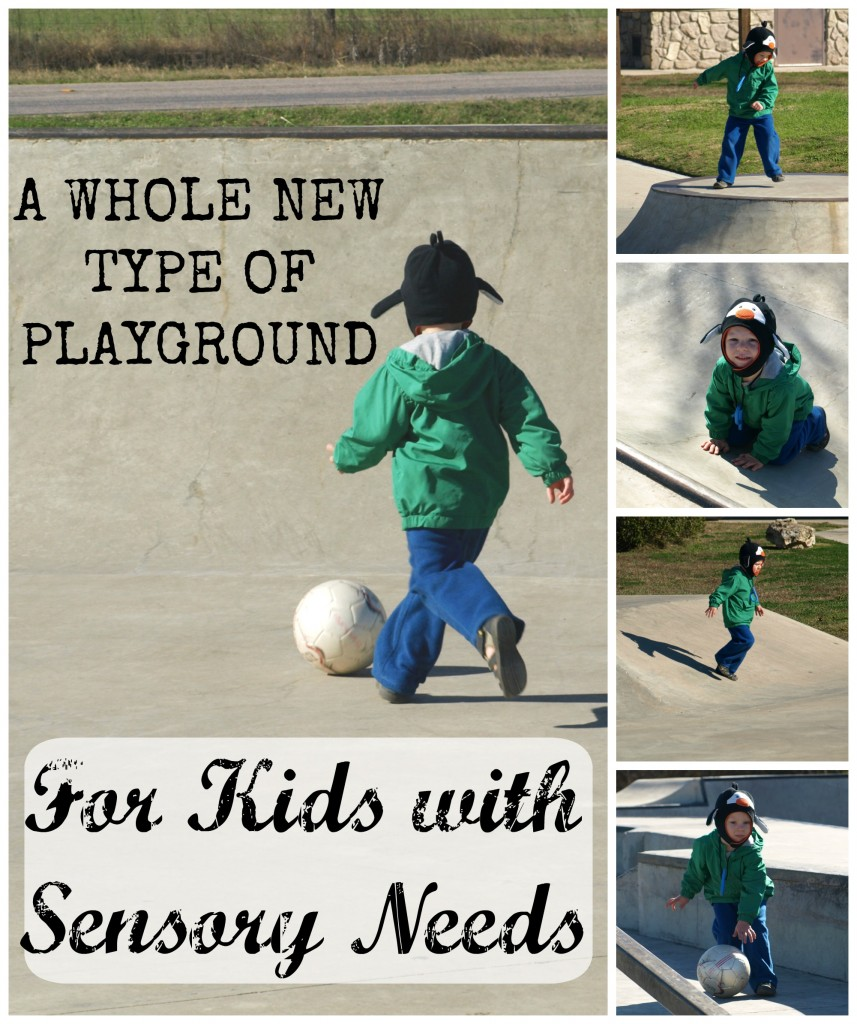 Playground for Sensory Needs