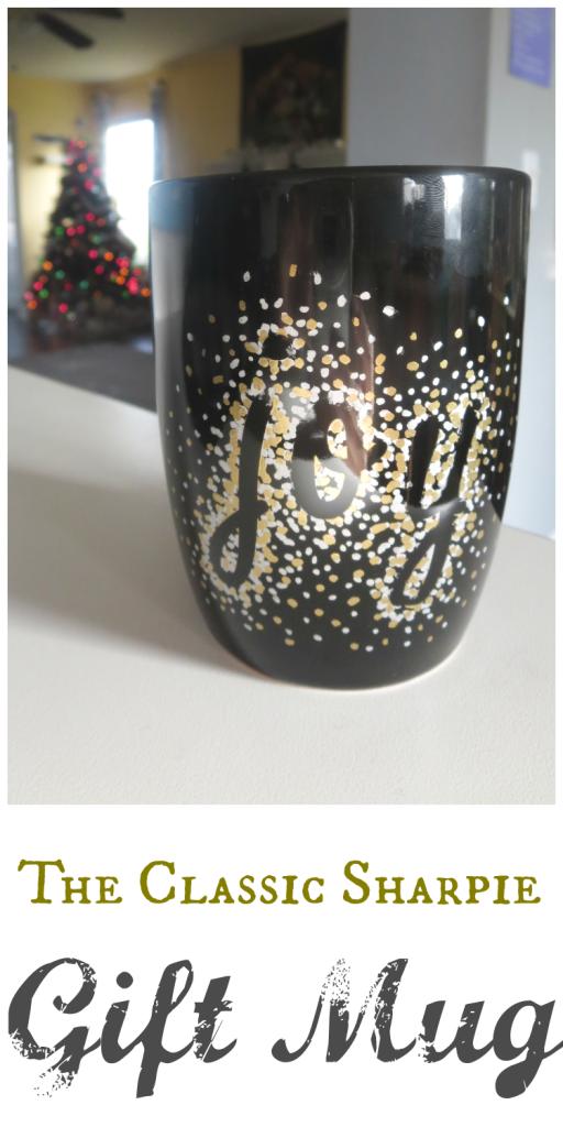 Sharpie Gift Mug