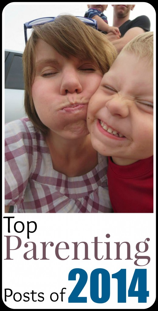 Top Parenting Posts of 2014