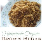 Homemade Organic Brown Sugar