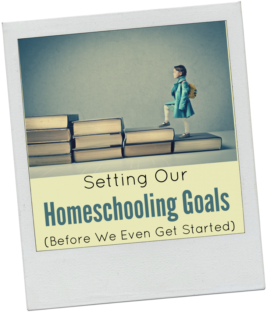 Homeschooling Goals Pin
