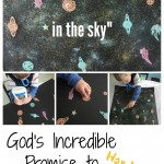 Activity for the Jesus Storybook Bible: God's Incredible Promise to Abraham