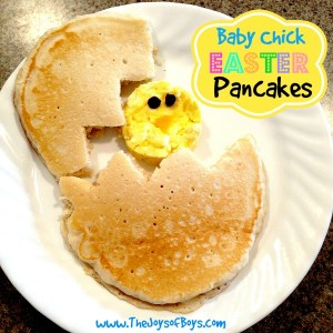 Baby-Chick-Pancakes