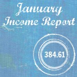 Monetizing a Blog: January Income Report