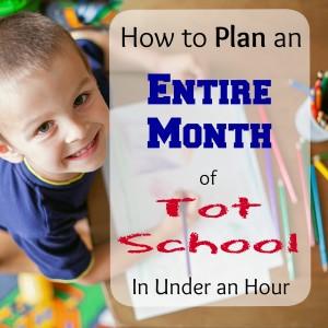 Plan Tot School S