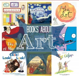 Books about Art for Preschoolers S