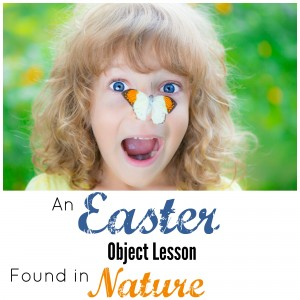 Activity for the Jesus Storybook Bible: Good Friday (Jesus' Arrest) An Easter Object Lesson